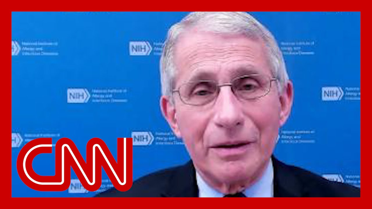 Fauci: This has been my lowest point during Covid-19 pandemic