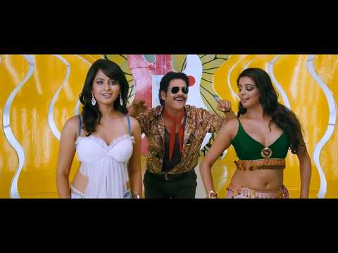 Anushka Shetty & Priyamani Hot Sensual Song   Ragada Ragada   Ragada BluRay 1080p x265 HD ᴴᴰ720p