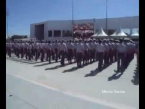 formatura dos sargentos no anhembi sp  08 08 2013