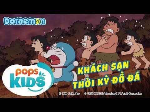 [S6] Doraemon Tập 300 - Trải Nghiệm Khách Sạn Thời Kỳ Đồ Đá - Hoạt Hình Tiếng Việt - Thời lượng: 21:51.