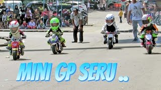 Video Anak Kecil Balap Motor Umur 3-10 Tahun Berani Ngebut - Pocket Bike Racing Kids (MINI GP Indonesia) MP3, 3GP, MP4, WEBM, AVI, FLV November 2017