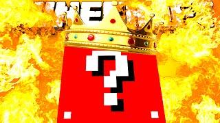 Minecraft: LUCKY BLOCK KING! - w/Preston, JeromeASF, Vikkstar, Woofless&Lachlan!
