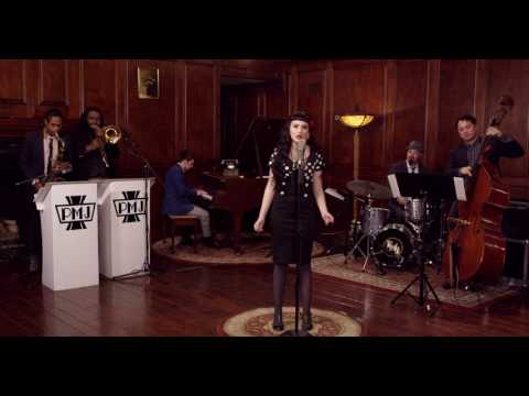 Spiderwebs - Vintage 1940s Jazz No Doubt Cover feat. Belle Jewel