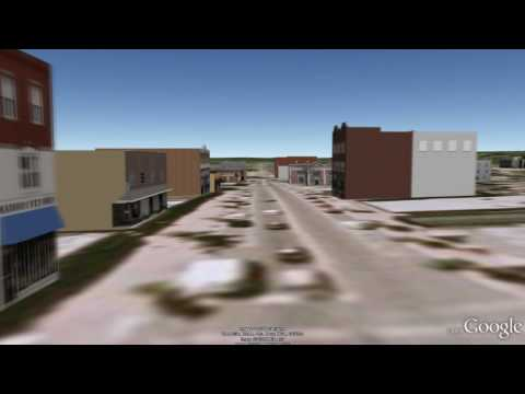 Why create 3D models for Google Earth?