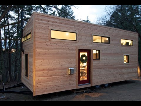 Couple Builds Own Tiny House on Wheels in 4 Months for $22,744.06- \