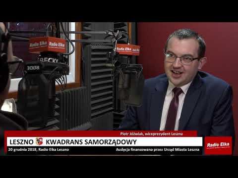 Wideo1: Leszno Kwadrans Samorządowy 43/2018