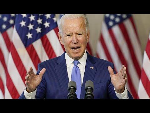 Ανώτατο Δικαστήριο: Μπάιντεν κατά Τραμπ για «πολιτική ωμότητα»…
