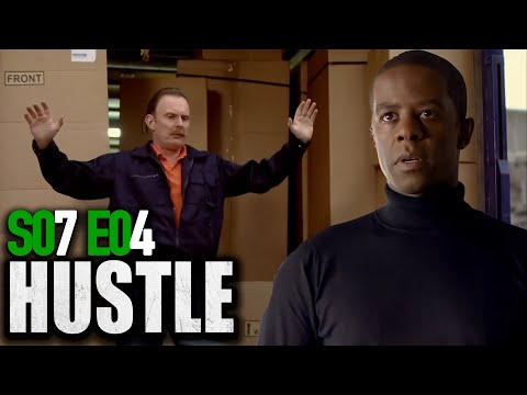 Double Cross Drama | Hustle: Season 7 Episode 4 (British Drama) | BBC | Full Episodes