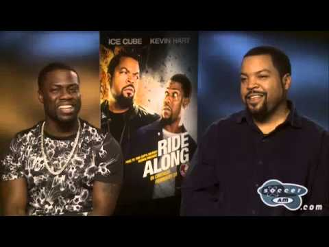 soccer am football - Tubes met Kevin Hart and Ice Cube on Soccer AM this morning ahead of the release of their new film, Ride Along. Subscribe to Sky Sports Official for the best...