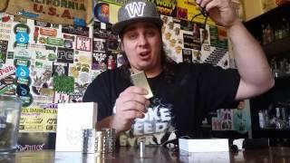 LINX GAIA VAPORIZER!! OFFICIAL REVIEW!!!!!! by Custom Grow 420