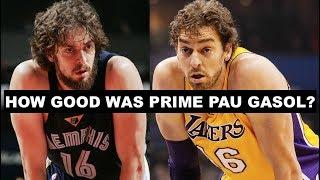 Video How Good Was Prime Pau Gasol? MP3, 3GP, MP4, WEBM, AVI, FLV Januari 2019