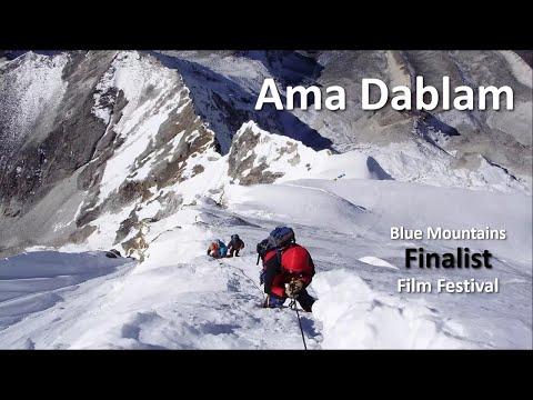 Ama Dablam (6,812m) climbing documentary, Himalaya (видео)