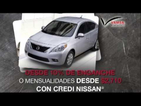 Comercial Nissan Versa