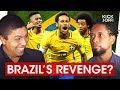 Can Brazil Beat Germany At The Fifa World Cup 2018 In R