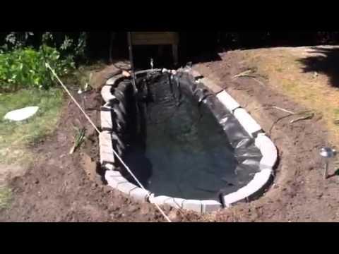 comment construire bassin de jardin la r ponse est sur. Black Bedroom Furniture Sets. Home Design Ideas
