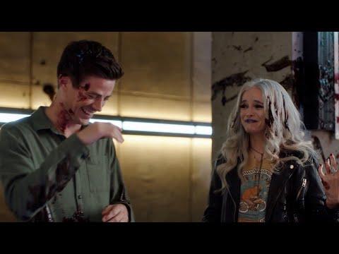 The Flash Season 6 Bloopers | Gag Reel [HD]