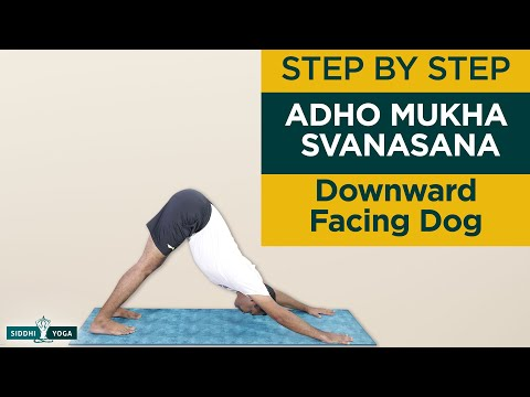 Adho Mukha Svanasan (Downward-Facing Dog)