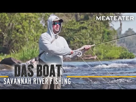 Frank Smethurst and Mustache Rob Hit Up the Savannah River in Augusta, Georgia | S1E05 | Das Boat