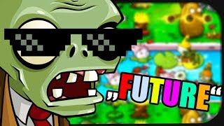 "Video DAS passiert, wenn man ""FUTURE"" eintippt! ☆ Plants vs. Zombies MP3, 3GP, MP4, WEBM, AVI, FLV September 2019"
