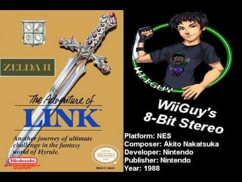 zelda 2 the adventure of link nes ebay