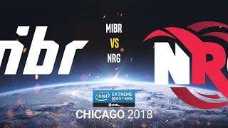 MIBR vs NRG - IEM Chicago 2018 - map3 - de_train [Enkanis]
