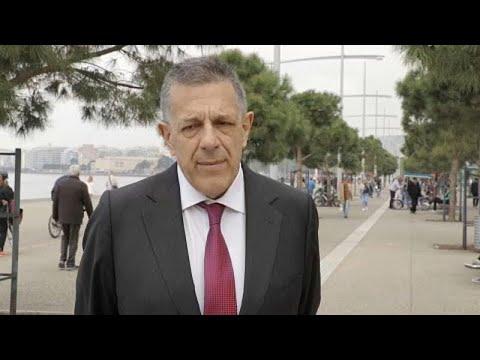 Νίκος Ταχιάος: Έχω τη γνώση των θεμάτων της Θεσσαλονίκης…