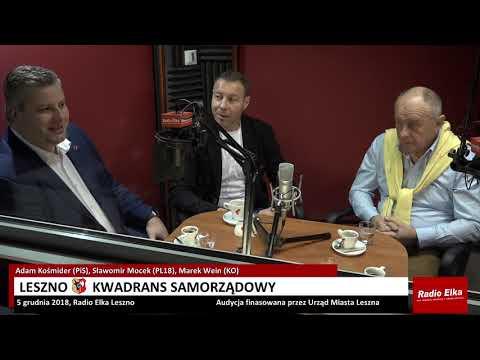 Wideo1: Leszno Kwadrans Samorządowy 41/2018