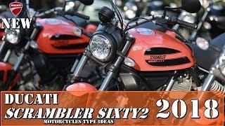 """8. """"Populer"""" 2018 Ducati Scrambler Sixty2 Detail & Reviews"""