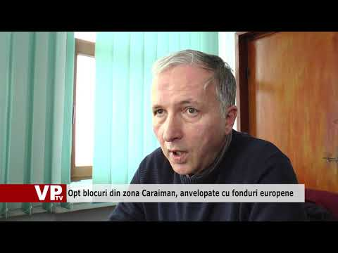 Opt blocuri din zona Caraiman, anvelopate cu fonduri europene