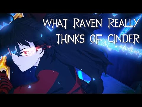 What Raven REALLY Thinks Of Cinder [Ft. Emme](RWBY Thoughts)