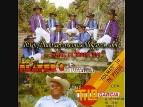 Los Player's De Tuzantla y Tilo Garcia- San juan huetamo