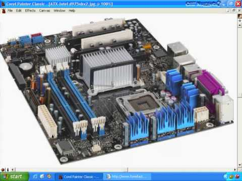 Learn Comptia A+ Lesson 02 Part 01 - Motherboards