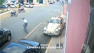 Motorista é preso por atropelamento em São Miguel Arcanjo