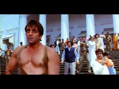 Daag The Fire Full Movie | दाग द फायर | Sunjay Dutt |