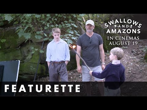 Swallows & Amazons - Official Featurette - Out now on DVD, Blu-ray and Digital