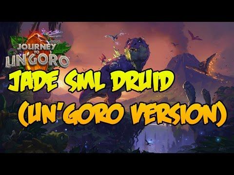 Jade druid Ungoro!!!!!