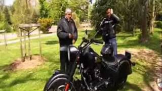6. 2010 Indian Chief Dark Horse - Impressions in Pictures and Video