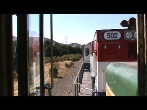 CFNR Cabride: Suisun to Napa Jct.