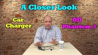 I show you how to use the Phantom 3 car charger. This nifty little device will ensure your batteries are always fully charged.