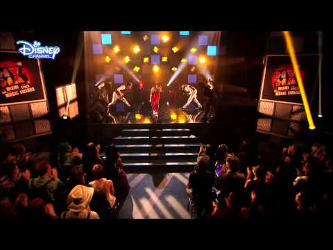 Austin & Ally - Dance Like Nobody's Watching Song - Official Disney Channel UK HD