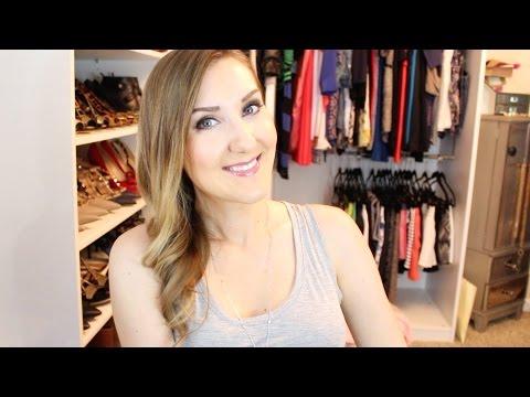 14 Week Pregnancy Vlog & HAUL: Denim, Anthropologie, Club Monaco, Revolve