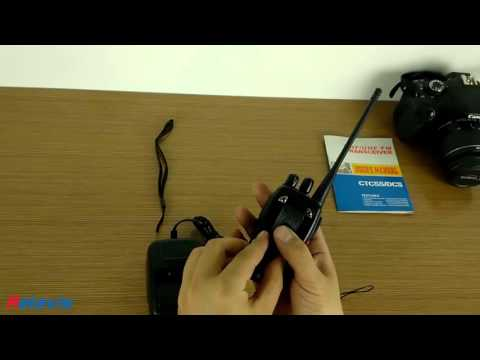 RETEVIS H777 Walkie Talkie Introduction