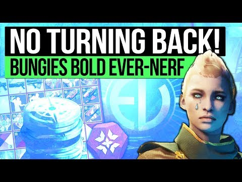 Destiny 2 | THERE'S NO TURNING BACK! - Bungie Deconstructed Their Eververse & There's More to Come! (видео)