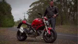 10. Ducati Monster 1100 evo Review