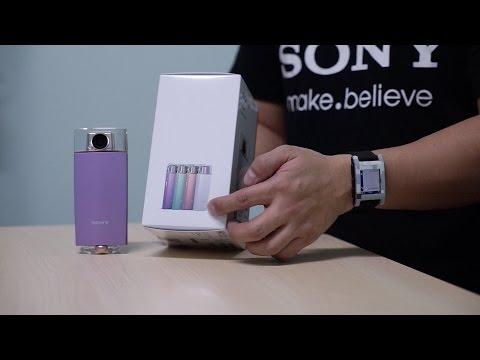 Tech Chill ตอนที่ 100 แกะกล่อง กล้องฟรุ้งฟริ้ง Sony KW11