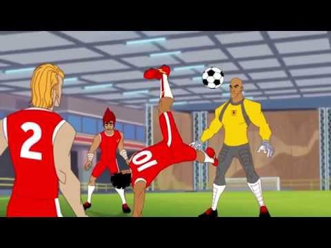 Súper Strikas episodio 10 en español. | Kids Cartoon