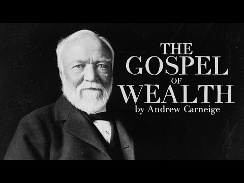an insight to the life of andrew carneige the richest man in the world Andrew carnegie biography later life & death sitemap king and before long was considered the richest man in the world carnegie is an example of a man who.