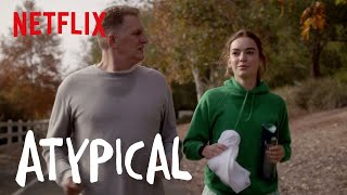 Things get weird during Doug and Casey's run. Now streaming on Netflix. Watch Atypical on Netflix:...