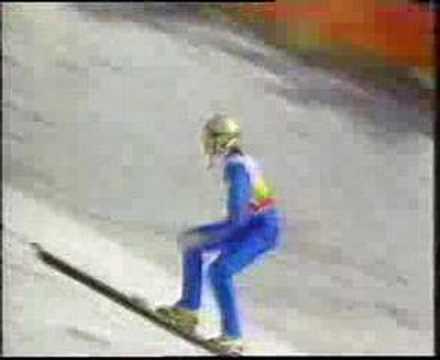 1988 Olympics Large Hill - Matti Nykänen tekijä: TheFinnKingIII
