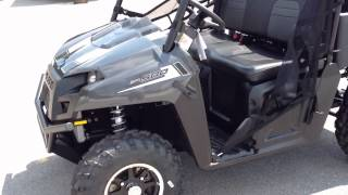 1. 2013 Polaris Ranger 500 EFI LE In Magnetic Metallic At Tommy's MotorSports